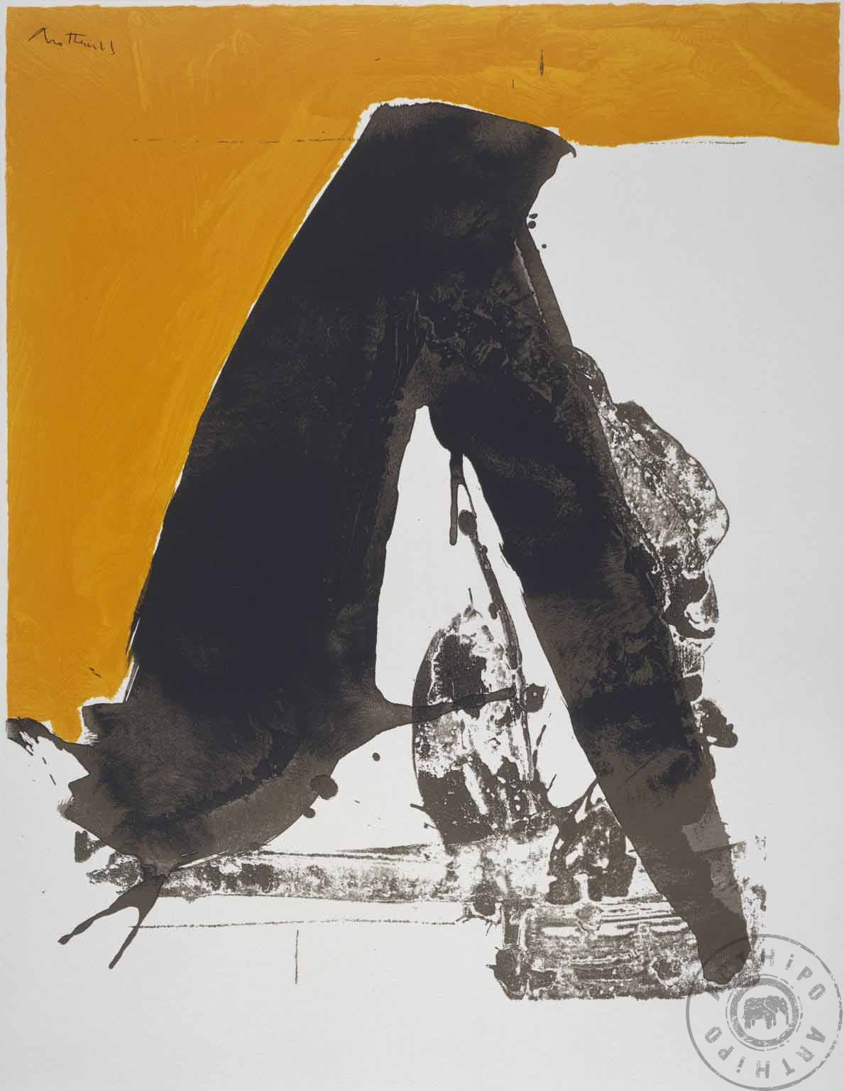 Robert Motherwell No: 12