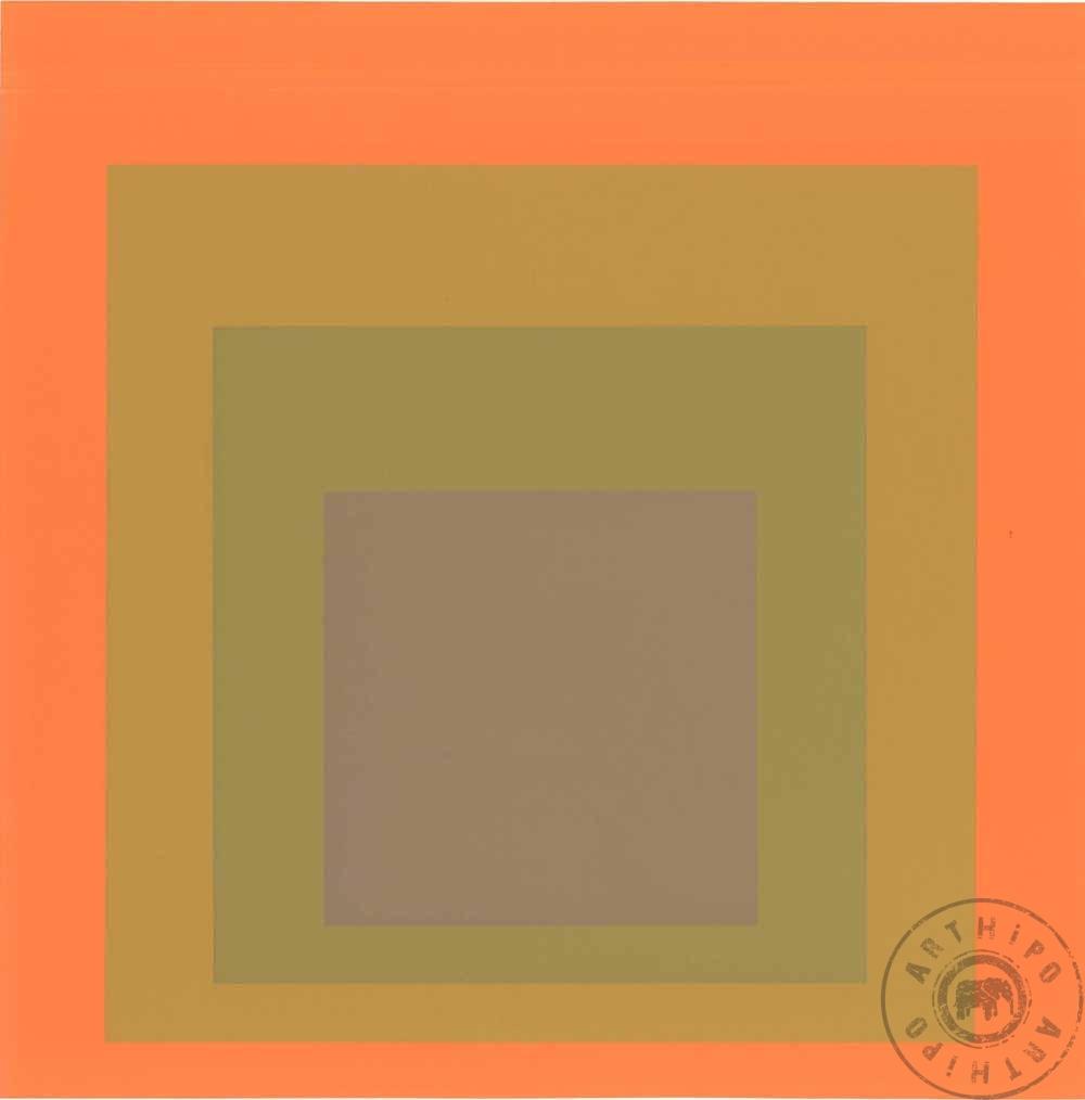 Josef Albers, Kareler, Squres, Abstre, Sanat Akımları