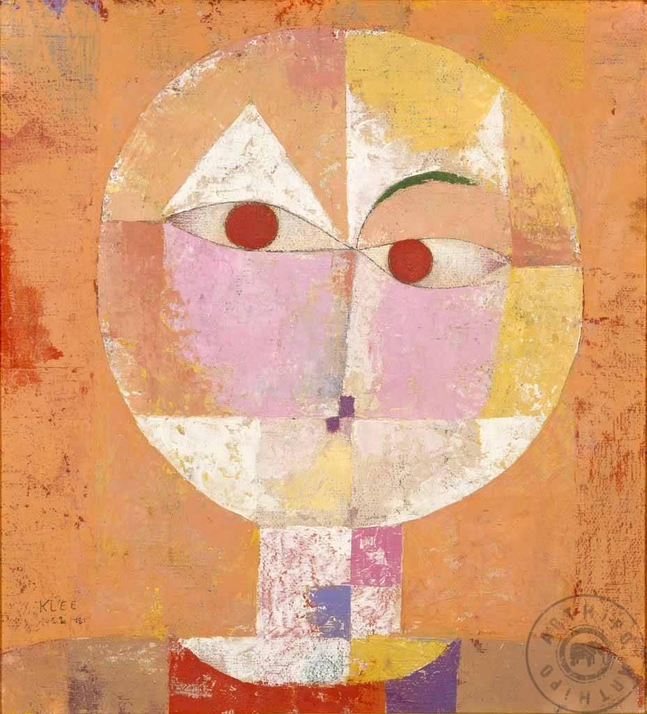 Paul Klee, Bauhaus' un Ana ve Babasının Kısa Tarihi