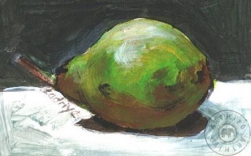 Guaj Boya Nedir Guaj Boya Tekniği Resim Galerisi