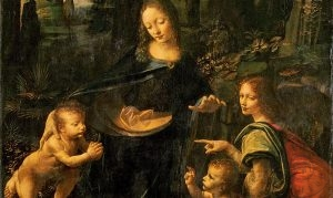 Mağaradaki Meryem Özellikler
