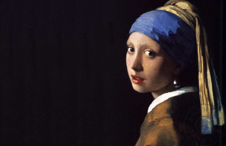Vermeer In İncİ K 220 Pelİ Kiz Tablosu Resim Galerisi