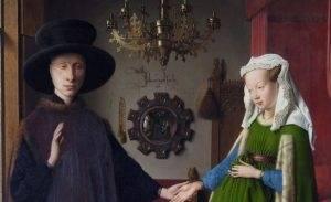 Jan van Eyck eserleri arnolfini tablosu