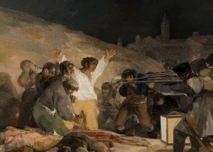 goya eserleri 3 mayıs 1808 tablosu