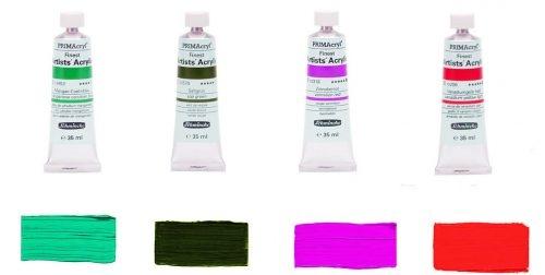 Akrilik boya nasıl kullanılır. Akrilik boyalar