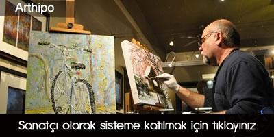Yağlı boya tablo satışı sanatçı girişi