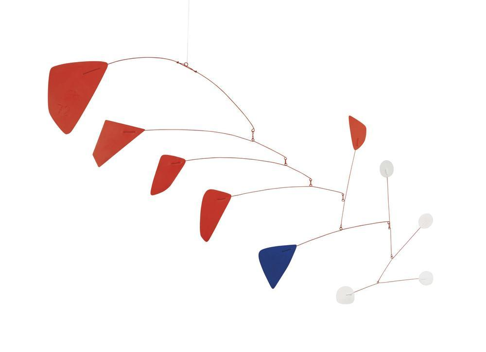 Alexander Calder Quatres Disques Blancs, Canvas, Alexander Calder, kanvas tablo, canvas print sales