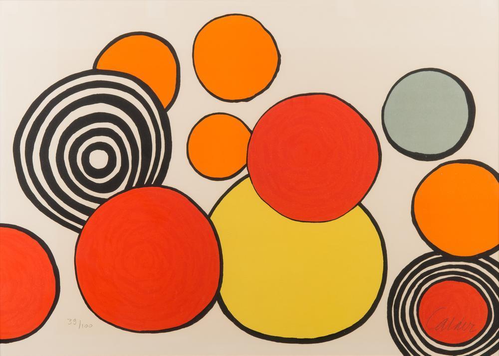 Alexander Calder Taches De Rousseur, Canvas, Alexander Calder, kanvas tablo, canvas print sales