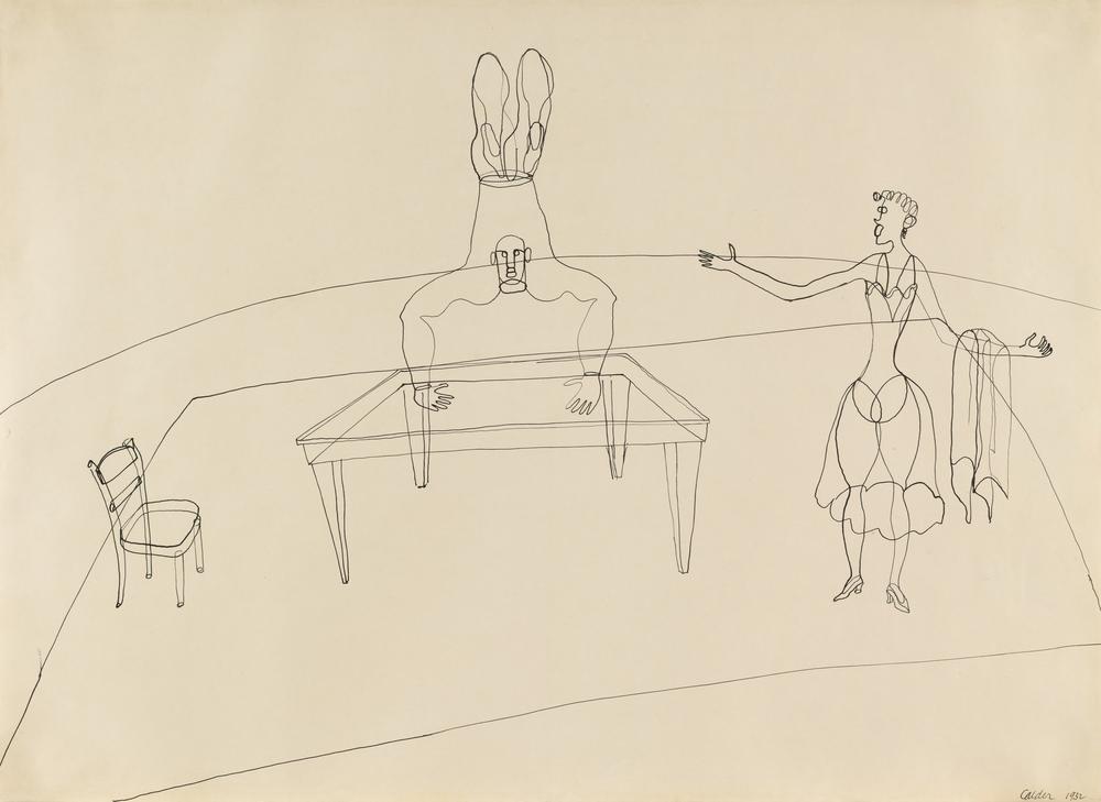 Alexander Calder Untitle X, Canvas, Alexander Calder, kanvas tablo, canvas print sales