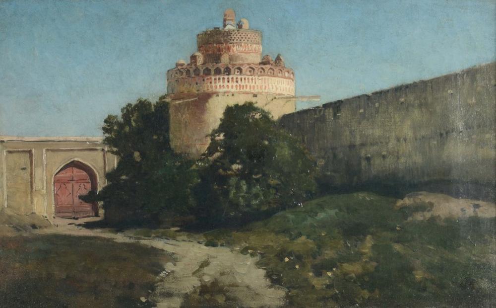 Alberto Pasini Busseto, Oryantalizm, Alberto Pasini, kanvas tablo, canvas print sales