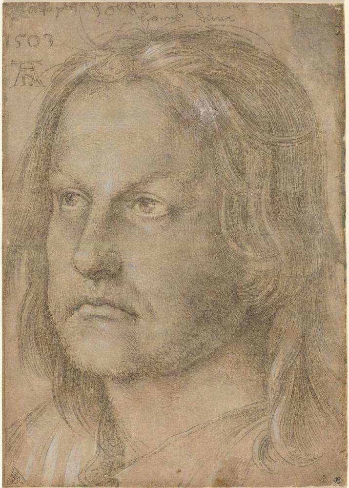 Albrecht Dürer Hanns Dürer His Brother, Canvas, Albrecht Dürer, kanvas tablo, canvas print sales