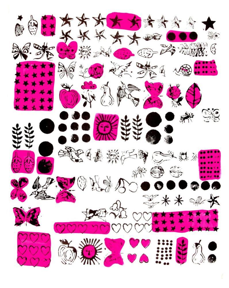 Andy Warhol Ambalaj Kağıdı, Figür, Andy Warhol