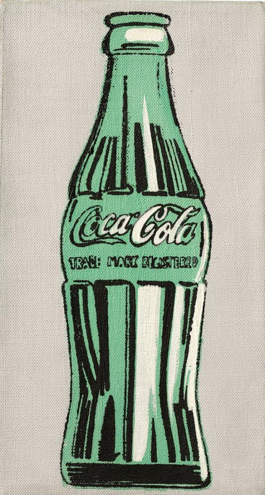 Andy Warhol Coke Bottle, Canvas, Andy Warhol, kanvas tablo, canvas print sales