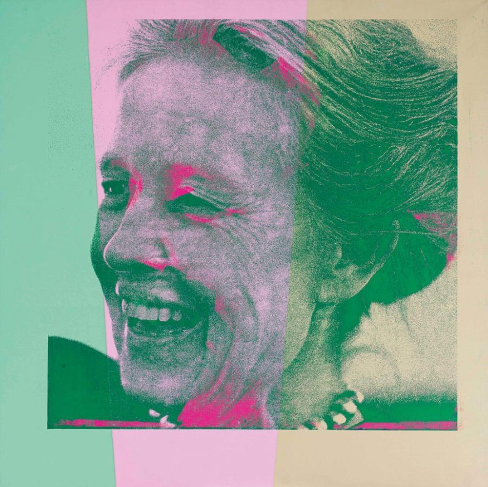 Andy Warhol Dominique Demenil, Canvas, Andy Warhol