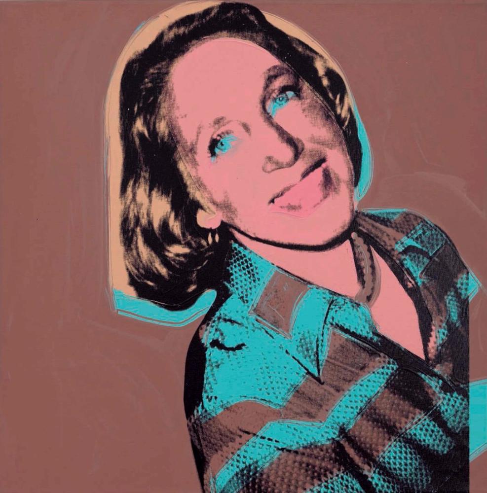 Andy Warhol Jane Long, Canvas, Andy Warhol