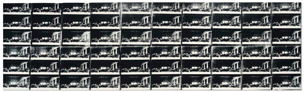 Andy Warhol Last Suppers, Canvas, Andy Warhol