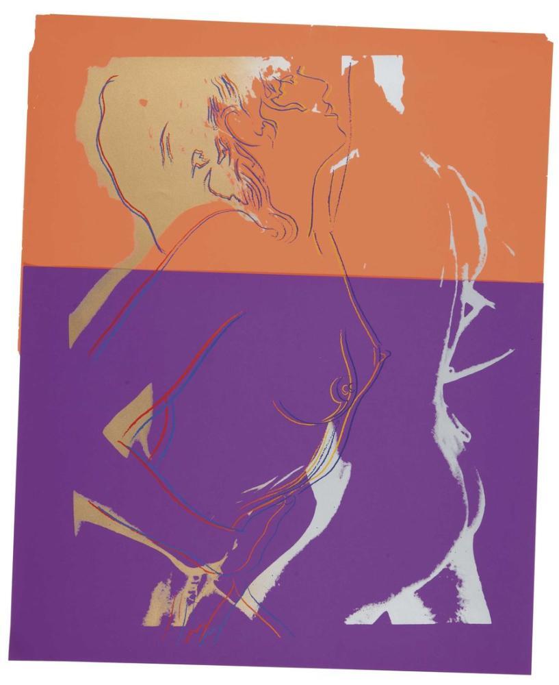 Andy Warhol Love, Figure, Andy Warhol