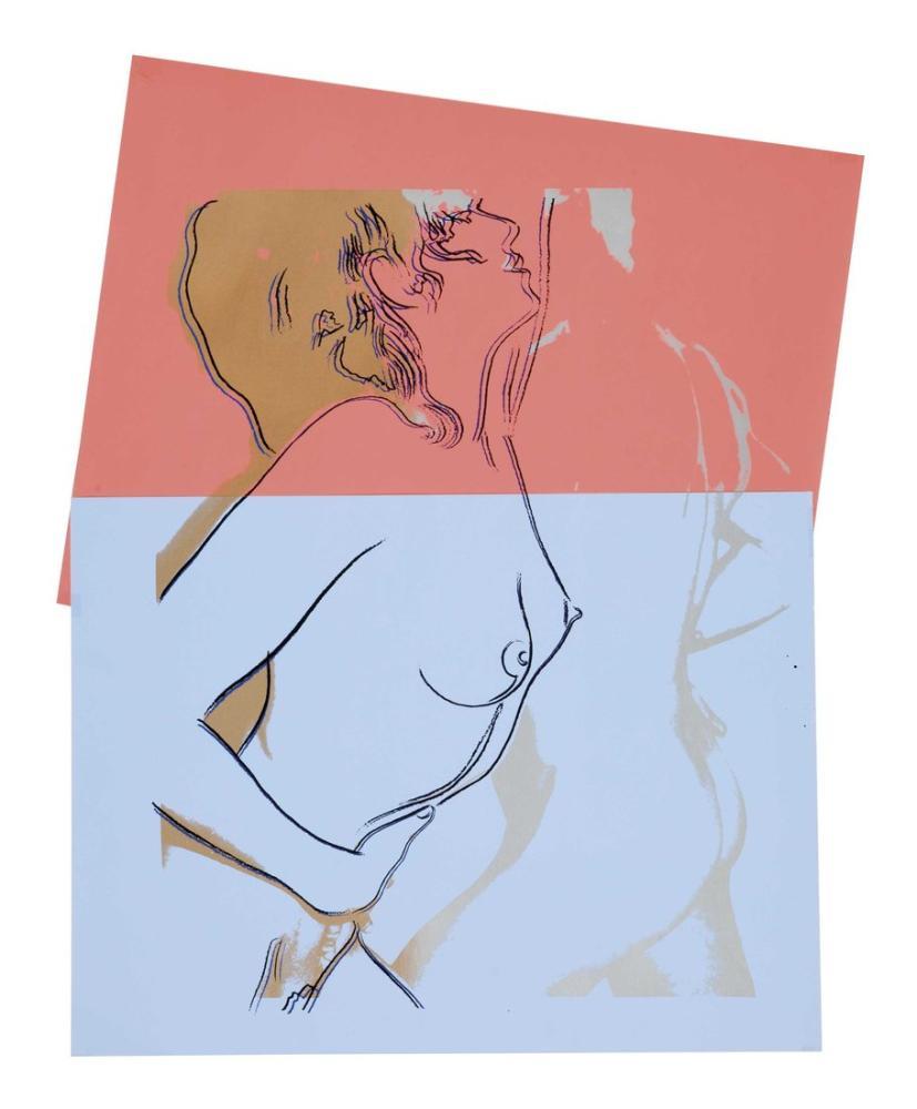 Andy Warhol Aşk, Figür, Andy Warhol