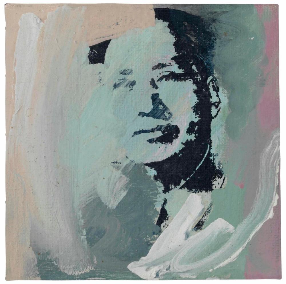 Andy Warhol Mao, Canvas, Andy Warhol