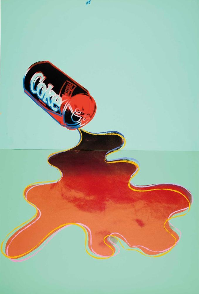 Andy Warhol New Coke, Canvas, Andy Warhol, kanvas tablo, canvas print sales