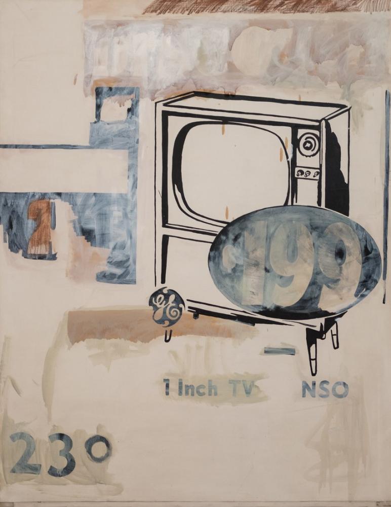 Andy Warhol Television, Figure, Andy Warhol