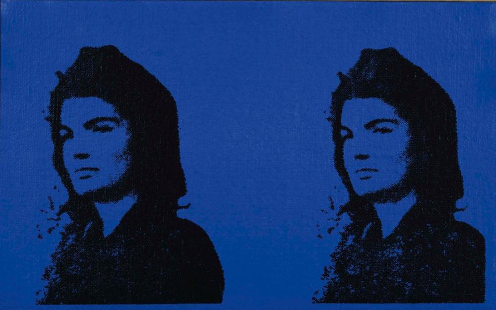 Andy Warhol İki Jac, Kanvas Tablo, Andy Warhol