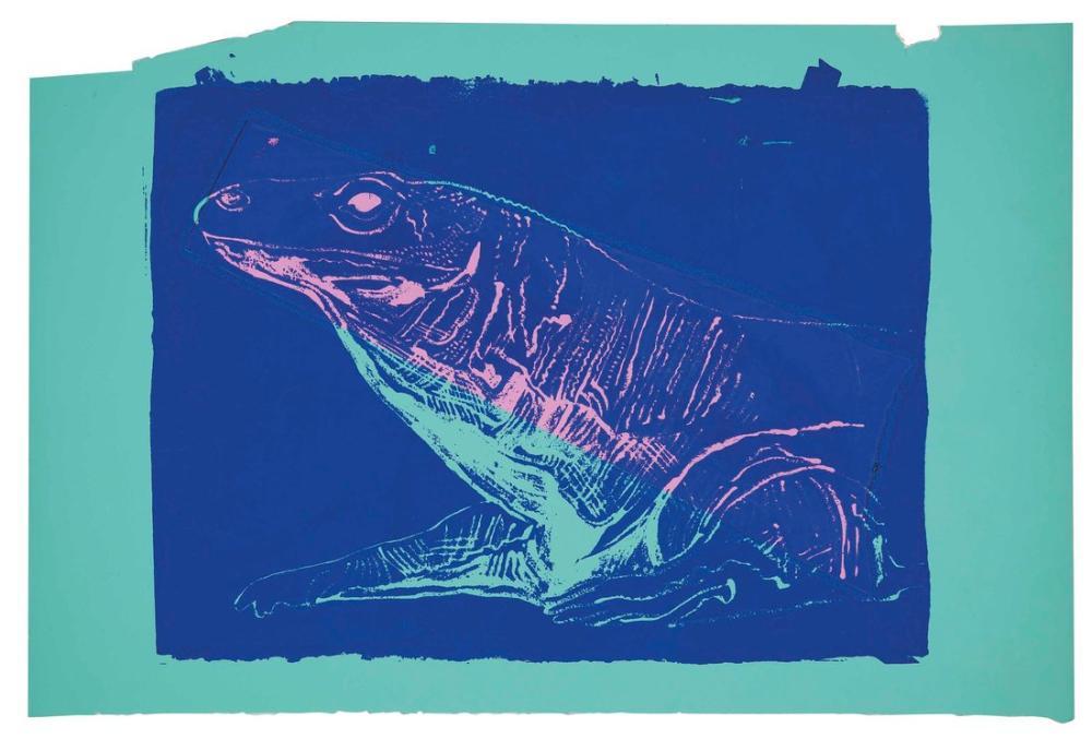 Andy Warhol Kaybolan Hayvanlar, Kanvas Tablo, Andy Warhol
