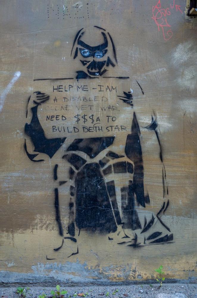 Banksy, Help Me, Canvas, Banksy, kanvas tablo, canvas print sales