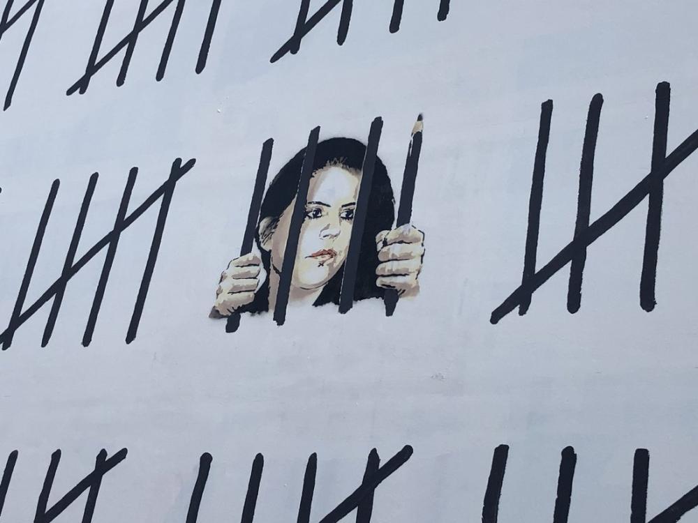 Zehra ya Özgürlük, Banksy, Kanvas Tablo, Banksy, kanvas tablo, canvas print sales