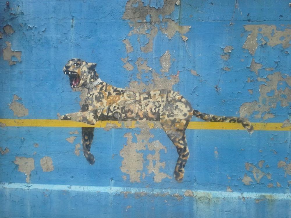 Yüksek Köprü, Banksy, Kanvas Tablo, Banksy