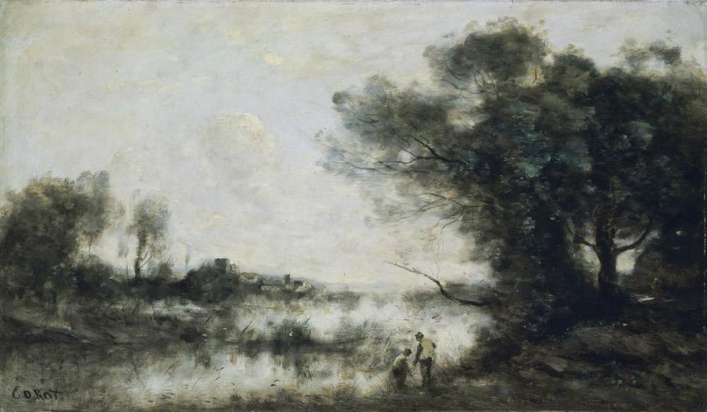 25x50, 50x100 Uzun Şablon, Canvas, Childe Hassam, kanvas tablo, canvas print sales