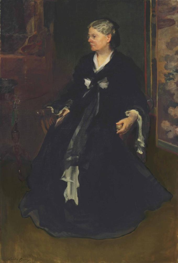 Cecilia Beaux, Bayan Elizabeth Howe, Kanvas Tablo, Cecilia Beaux