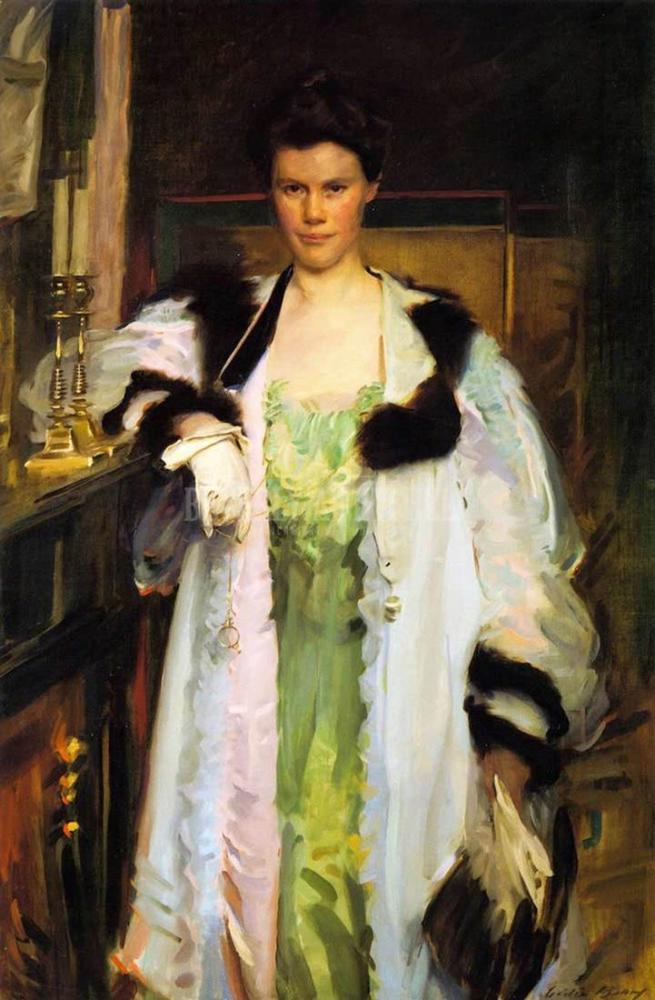 Cecilia Beaux, Bertha Hallowell Vaughan, Canvas, Cecilia Beaux, kanvas tablo, canvas print sales