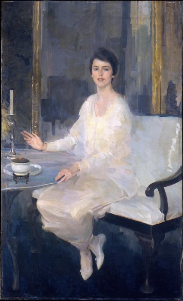 Cecilia Beaux, Ernesta, Kanvas Tablo, Cecilia Beaux