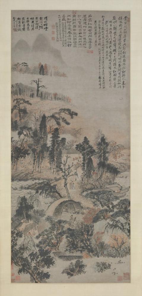 Daqian Zhang Gautama Buddha, Canvas, Daqian Zhang, kanvas tablo, canvas print sales
