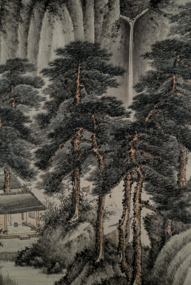 Daqian Zhang Selvi, Kanvas Tablo, Daqian Zhang, kanvas tablo, canvas print sales