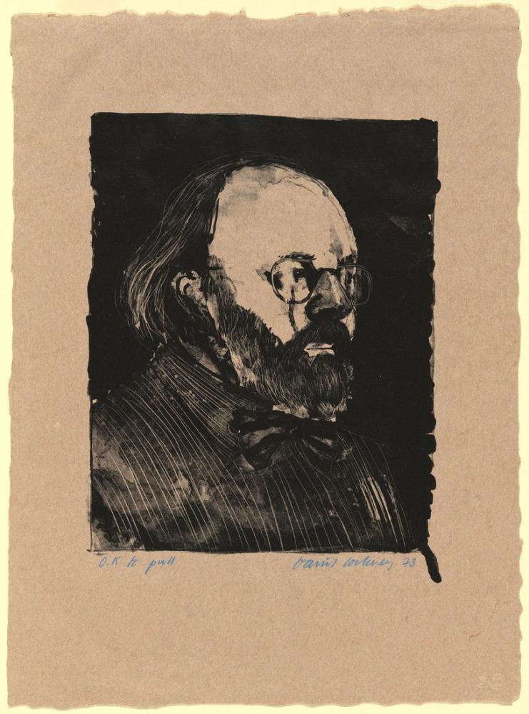 David Hockney, Henry 1973, Figür, David Hockney
