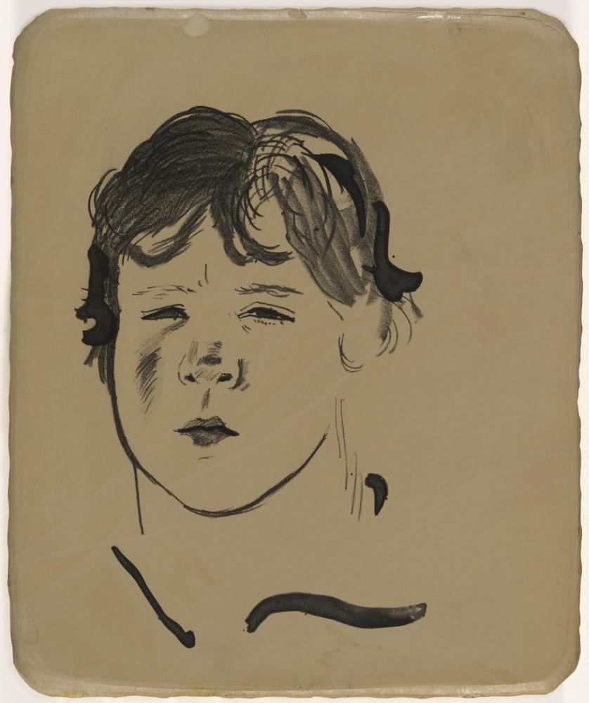 David Hockney, Litografik Taş, Figür, David Hockney