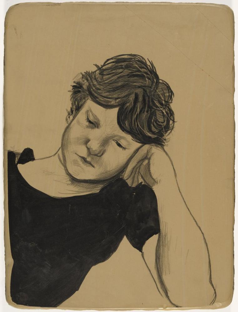 David Hockney, Litografik Taş, Figür, David Hockney, kanvas tablo, canvas print sales