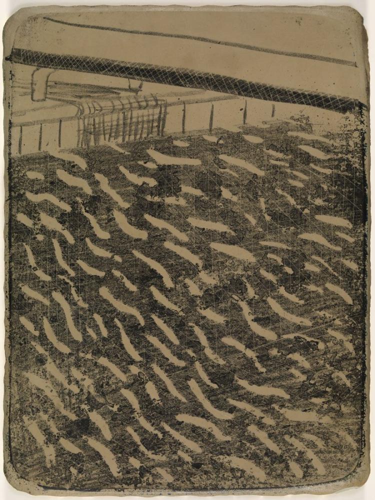 David Hockney, Litografik Taş, Kanvas Tablo, David Hockney