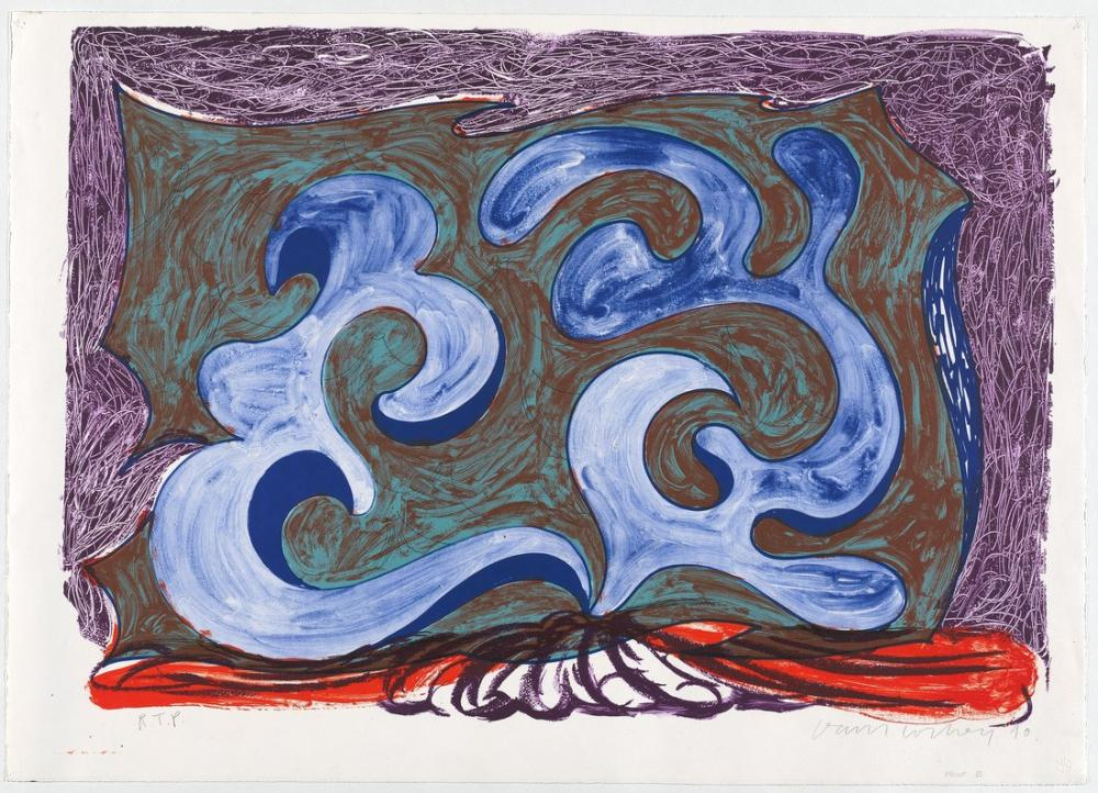 David Hockney, Rampant, Canvas, David Hockney, kanvas tablo, canvas print sales
