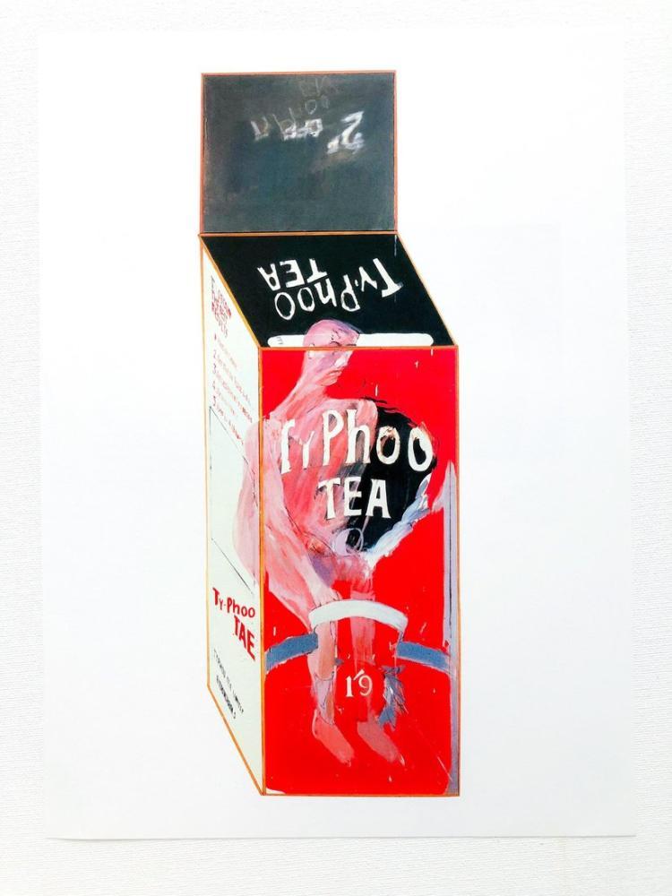 David Hockney, Çay, Kanvas Tablo, David Hockney