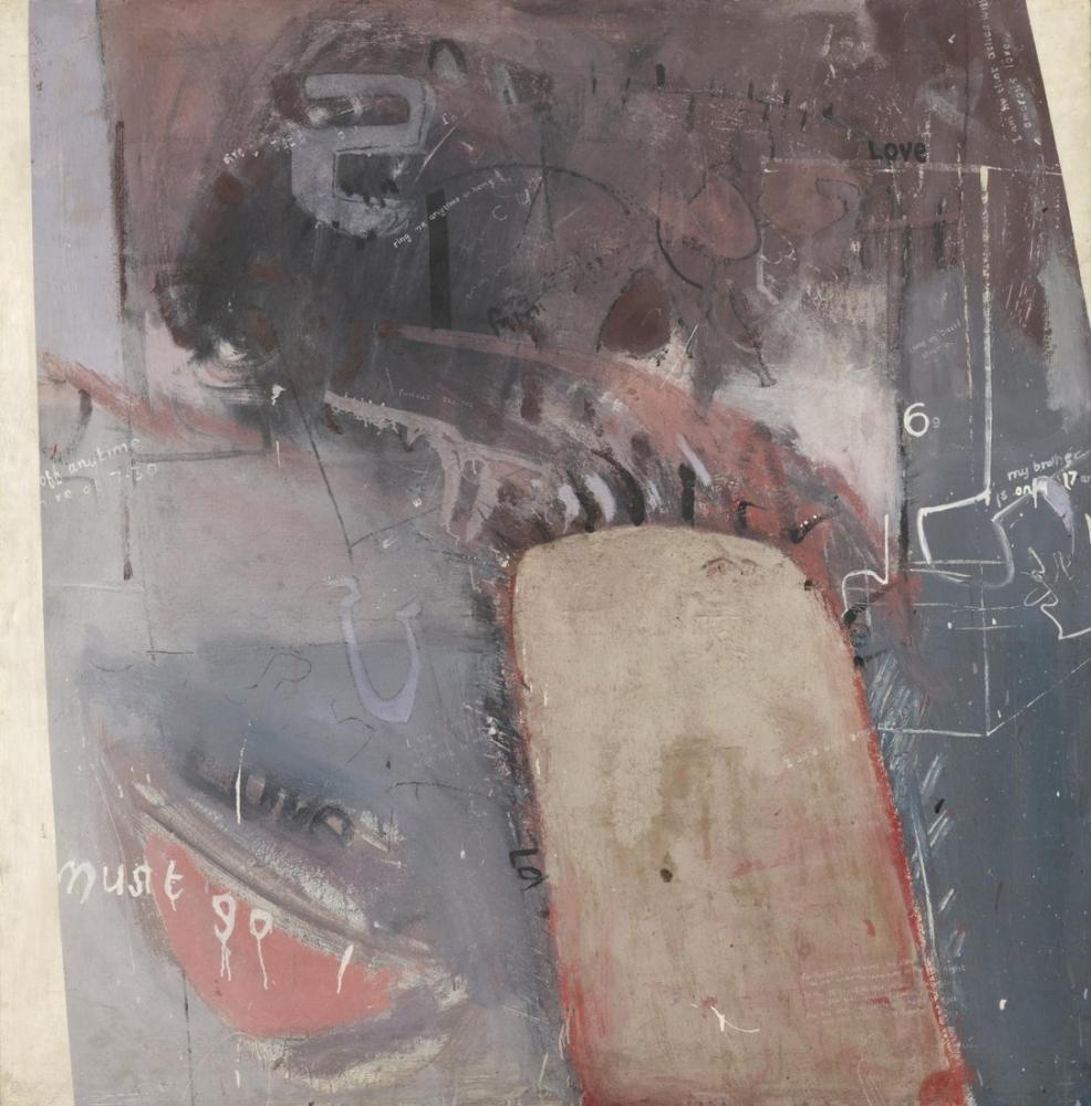 David Hockney, The Third Love, Figure, David Hockney, kanvas tablo, canvas print sales