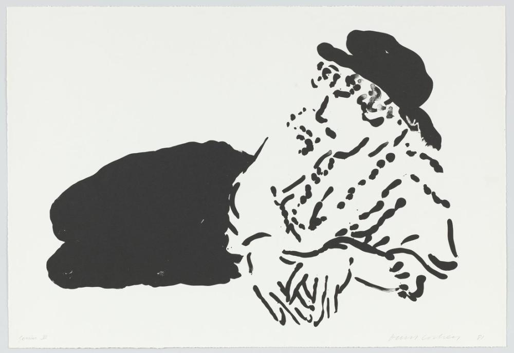 David Hockney, Celia, Figür, David Hockney, kanvas tablo, canvas print sales
