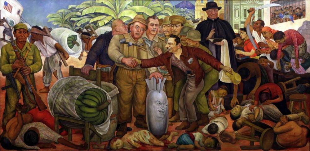 Diego Rivera, Muhteşem Zafer, Figür, Diego Rivera