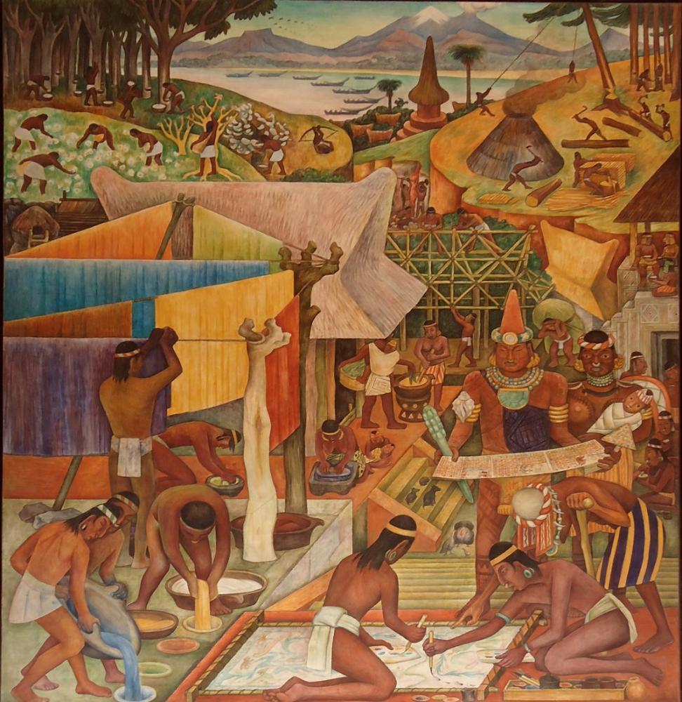 Diego Rivera, Renkli, Figür, Diego Rivera