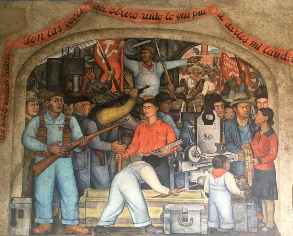 Diego Rivera, Cephanelik, Kanvas Tablo, Diego Rivera