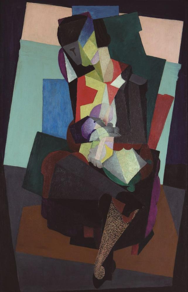 Diego Rivera, Annelik, Angelina ve Çocuk, Figür, Diego Rivera