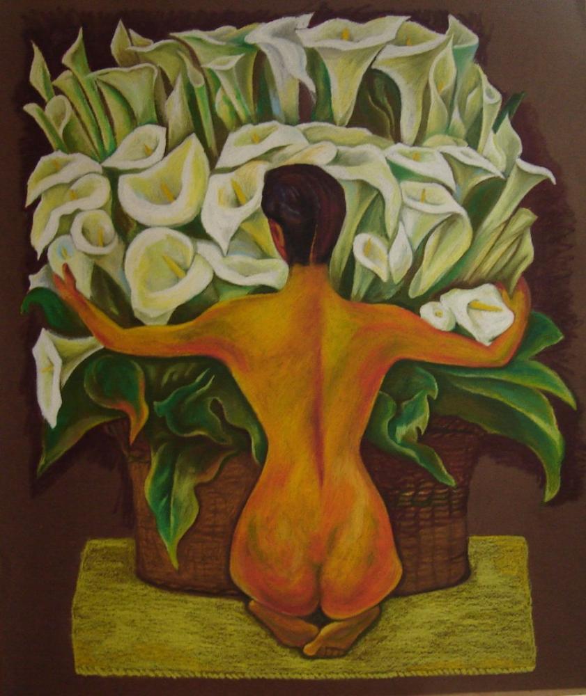 Diego Rivera, Saygı, Kanvas Tablo, Diego Rivera