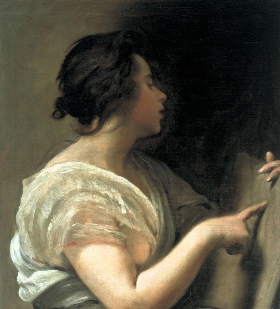 Diego Velázquez, Sibyl, Canvas, Diego Velázquez, kanvas tablo, canvas print sales
